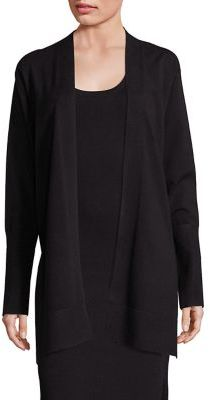 DKNY Open-Front Cardigan $298 thestylecure.com