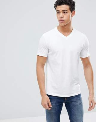 Benetton V Neck T-Shirt