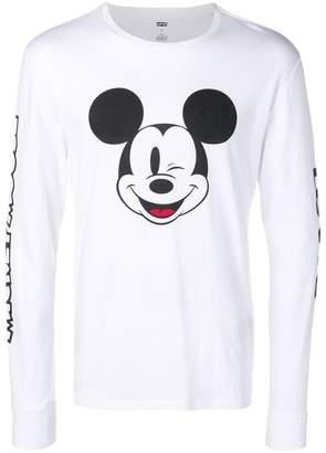 Levi's x Disney print sweatshirt