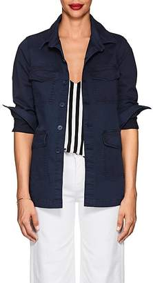 L'Agence Women's Victoria Cotton Field Jacket