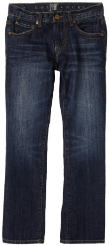 IT Jeans !It Jeans Boys 8-20 Factory Straight Leg Jean