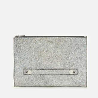 Furla Women's Arcobalove Xl Envelope Bag - Silver