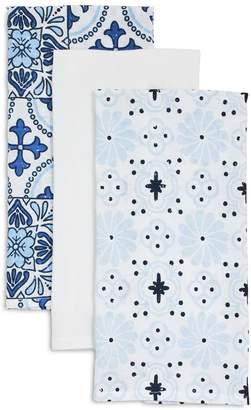 Sur La Table Tile Flour Sack Towels, Set of 3