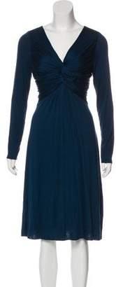 Bailey 44 Long Sleeve Midi Dress