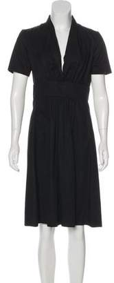 Narciso Rodriguez Knee-Length Shift Dress