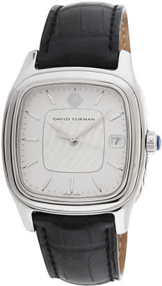 David Yurman Heritage  Men's Thoroughbred Watch