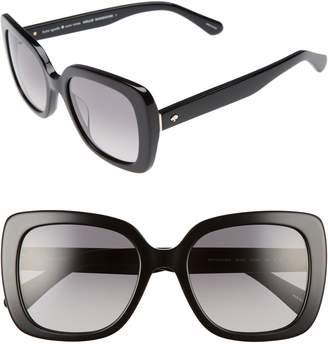 Kate Spade Krystalyn 53mm Sunglasses
