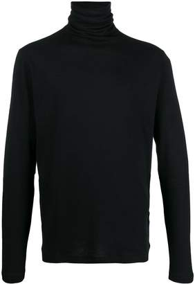 Majestic Filatures regular-fit roll-neck jumper