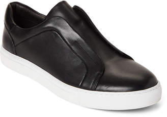 Zanzara Black Sorgh Laceless Sneakers