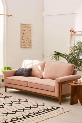 Aria Microfiber Sofa