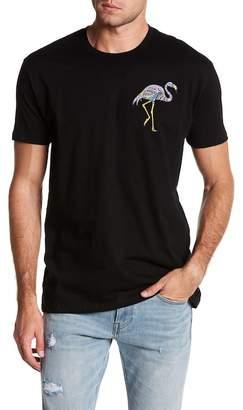 Riot Society Ornate Flamingo Tee