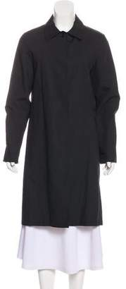 Max Mara 'S Knee-Length Trench Coat