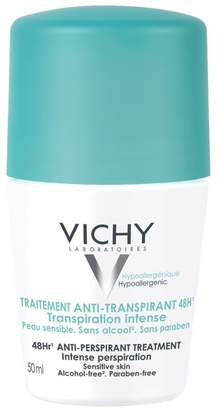 Vichy Deodorant 48Hour Intensive Anti-Perspirant Roll On 50ml