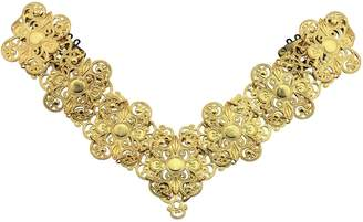 Lucy Ashton Jewellery - Gold Filigree Hair Crown