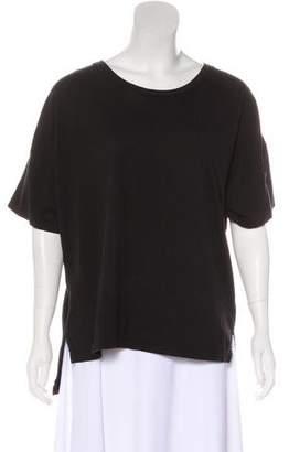 BLK DNM Short Sleeve Scoop Neck T-Shirt