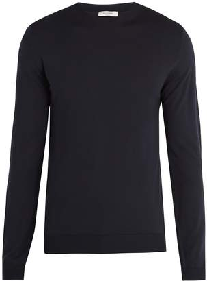 Valentino Crew-neck wool sweater
