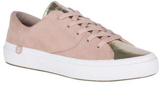 Sperry Haven Metallic Lace Up Sneaker