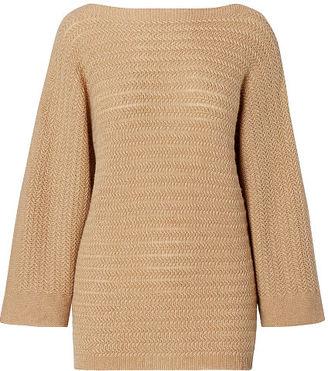 Ralph Lauren Cashmere Boatneck Sweater $1,290 thestylecure.com