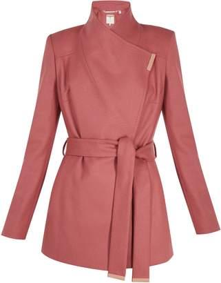 Ted Baker Rytaa Short Wool Wrap Coat