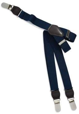Lord & Taylor Boy's Solid Suspenders