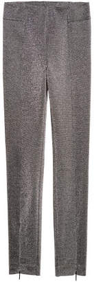 H&M Treggings with Zip - Gray
