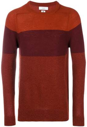 Pringle colour block jumper