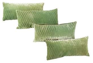 Kevin OBrien Kevin O'Brien Set of 4 Throw Pillows