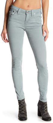 True Religion Mid-Rise Super Skinny Jeans