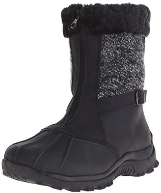 Propet Women's Blizzard Mid Zip Cold Weather Boot $99.95 thestylecure.com