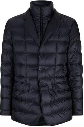 Herno Blazer Insert Quilted Jacket
