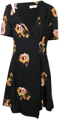 A.L.C. Lucia floral mini dress