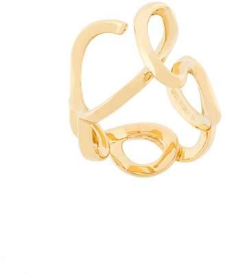 Chloé scroll ring