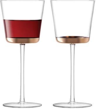 LSA International Edge Red Wine Glass