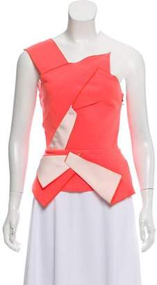 Roland Mouret Sleeveless Structured Top