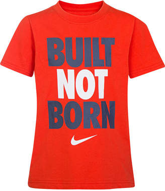 Nike Graphic-Print Cotton T-Shirt, Little Boys