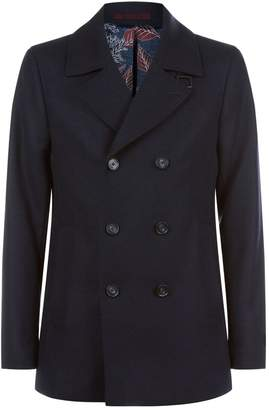 Ted Baker Wool Pea Coat