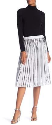 Catherine Malandrino Duncan Pleat Skirt