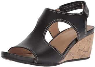 Naturalizer Women's CINDA Wedge Sandal