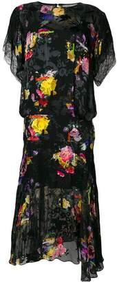 Preen by Thornton Bregazzi Leonora floral midi dress