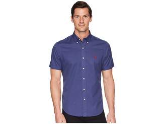 Polo Ralph Lauren Garment Dyed Chino Short Sleeve Sport Shirt