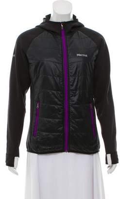 Marmot Hooded Zip-Up Jacket