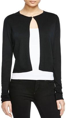 T Tahari Cropped Cardigan $68 thestylecure.com