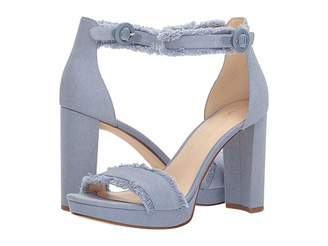 Nine West Daranita Platform Heel Sandal High Heels