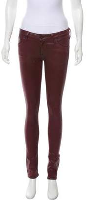 Citizens of Humanity Low-Rise Skinny Pants