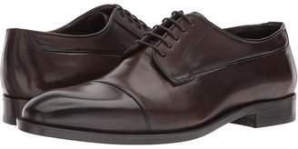 Canali Cap Toe Oxford Men's Lace Up Cap Toe Shoes