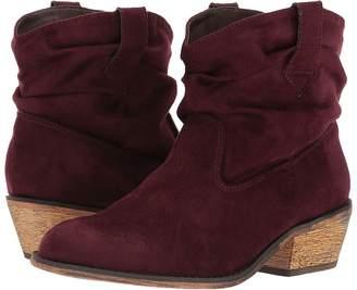 Dingo Merlot Women's Boots