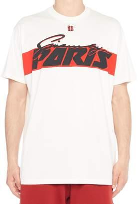 Givenchy 'givenchy Motocross' T-shirt