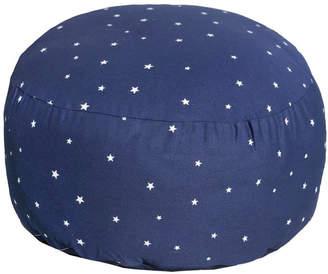 Yoga Zeal Midnight Blue Star Meditation Cushion