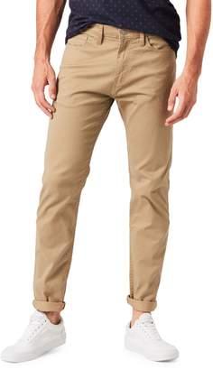 Dockers Slim-Fit Jean-Cut Khaki Pants