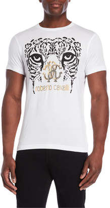 Roberto Cavalli Eye Of The Tiger Tee